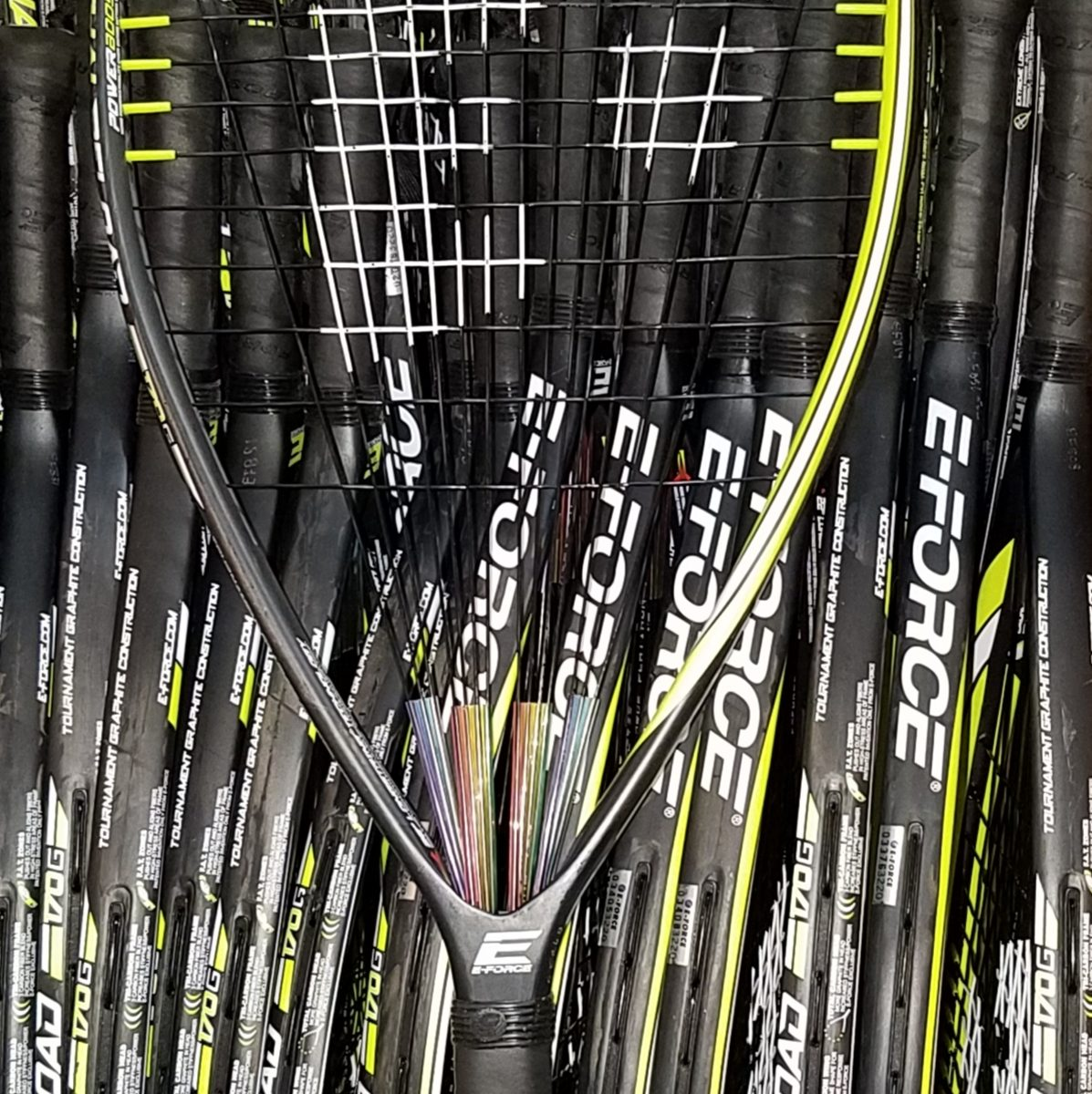 Like new Demo Lethal Reloads 170,190 Save only at racquets4less